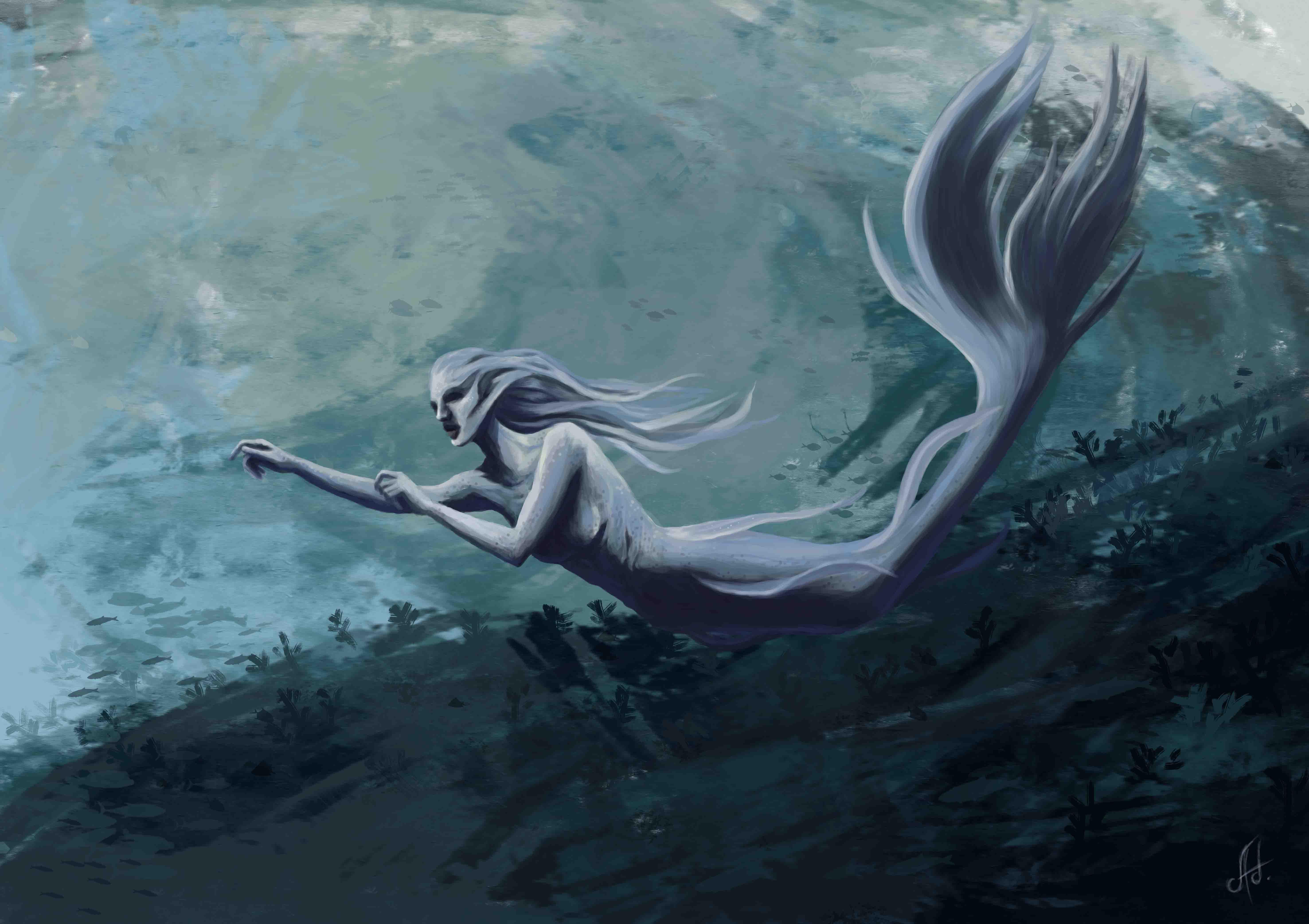 Morská panna (Adel)