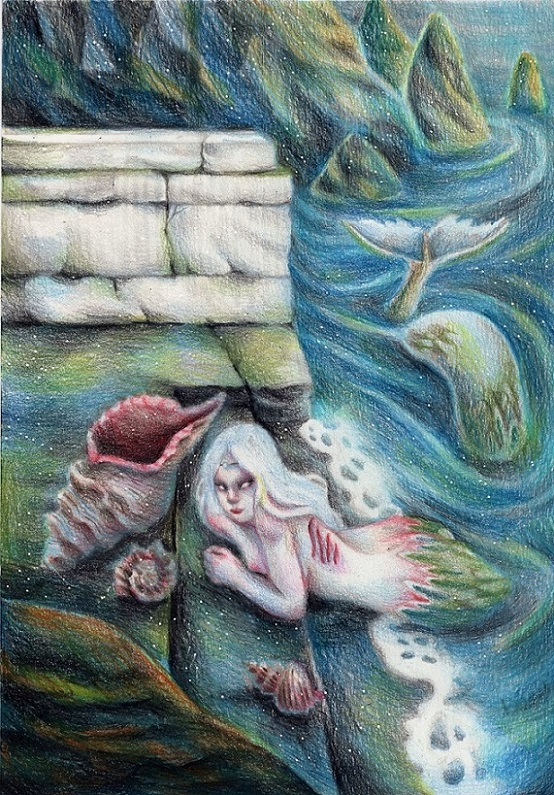 Malá mořská víla (Harumi)