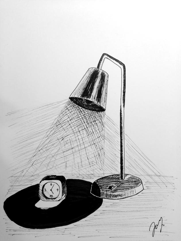 Zapni lampičku, už je vidět.