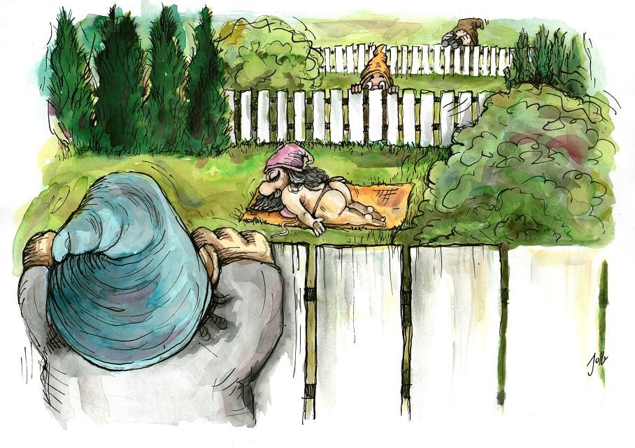 Ze života trpaslíků